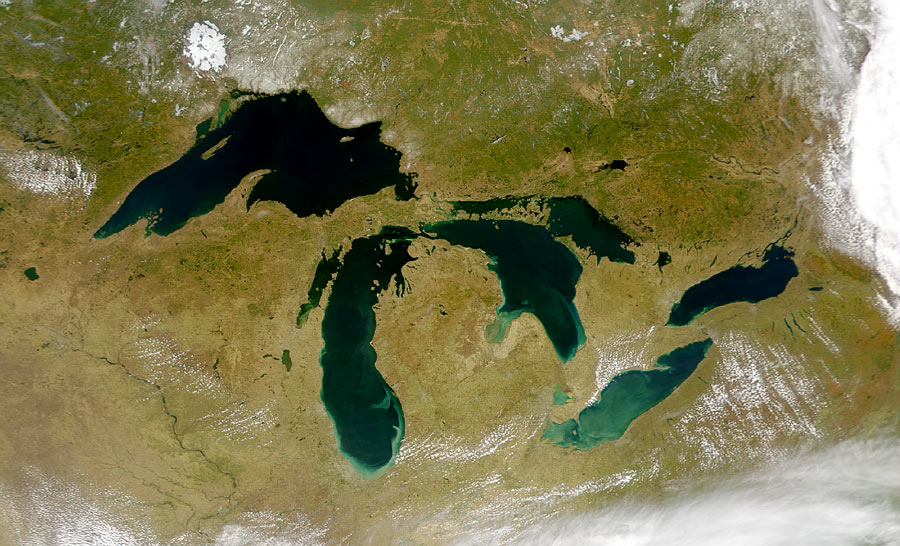 Party Leaders Urged to Sign Great Lakes Pledge