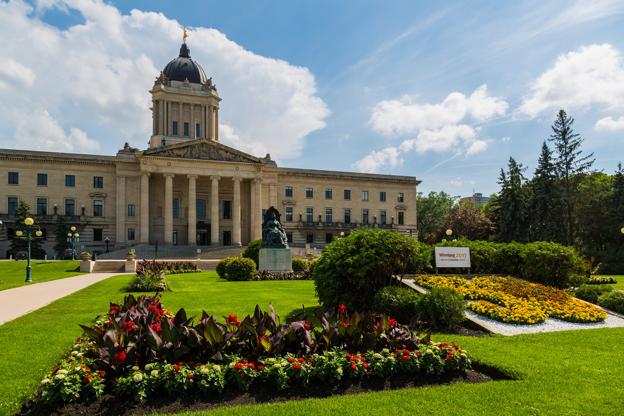 Manitoba Announces Climate And Green Plan Implementation